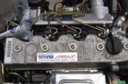 MOTOR   2.8  MWM - 4.07  COM BOMBA INJETORA