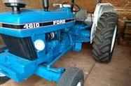 Trator Outros New Holland