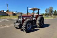 Trator Massey Ferguson 292 Turbo 4x4 ano 94