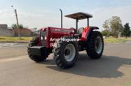 Trator Massey Ferguson 292 Advanced 4x4 ano 09