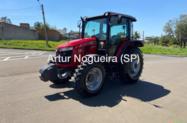 Trator Massey Ferguson 4709 4x4 ano 19