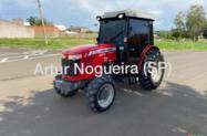 Trator Massey Ferguson 4275 4x4 ano 19
