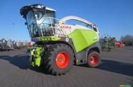 Forrageira Claas 860