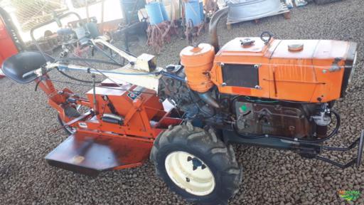 Trator Micro Trator Kubota 4x2 ano 94
