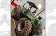 Trator Agrale BX 6180 4x4 ano 12