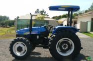 Trator New Holland TT 3840 4x4 ano 11