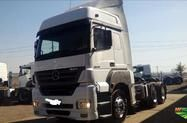 Caminhão Mercedes Benz (MB) 2540 ano 10