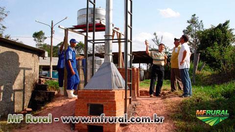 Curso Online Produção de Álcool Combustível na Fazenda