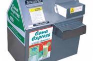 Moenda Cana Express elétrica - Doméstica