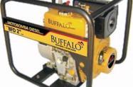 """Motobomba Bufallo BFD 2"""" x 2"""" - Autoescorvante - 5.0cv - Partida manual/elétrica - Diesel"""