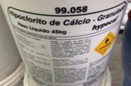 Hipoclorito de Cálcio