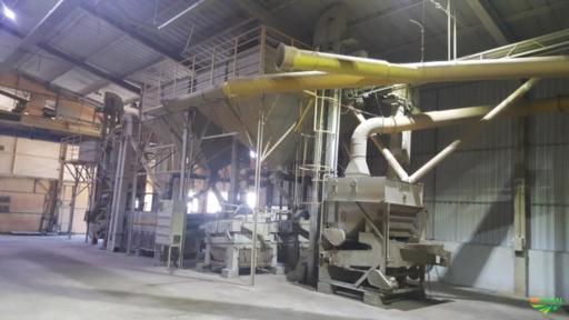 Maquina para feijão elevador polidor pre-limpeza e catador de pedra