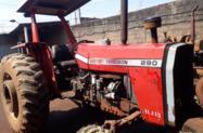 Trator Massey Ferguson 290 4x2 ano 83