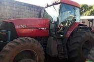 Trator Case MX 135 4x4 ano 03