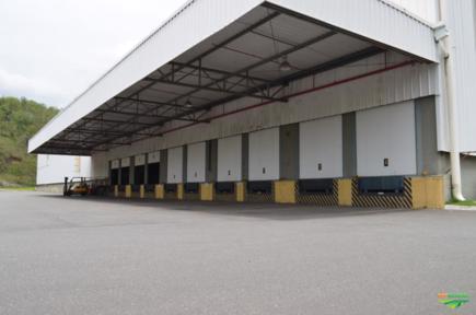 Locação de Armazém Logístico em Barra Mansa /RJ (Grupo Toniato)