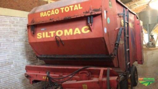 Misturador de ração Siltomac