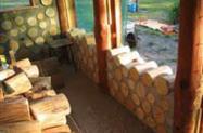 Cordwood- cabana d