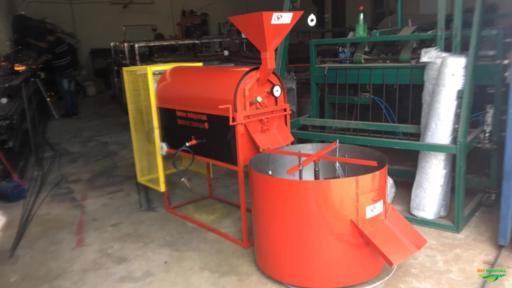 Torrador de café e grãos 15lt e 20 lt Semi industrial