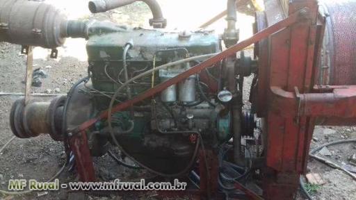 motor mercedes 352