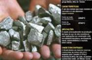 Compro niobio, molibdenio,